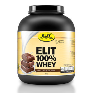 ELIT 100% WHEY ISOLATE